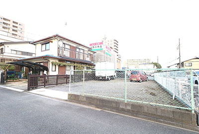 85中村駐車場のイメージ