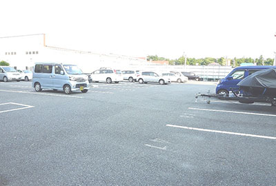 106中村ひばりが丘駐車場のイメージ